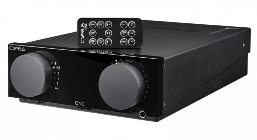 Cyrus Audio One
